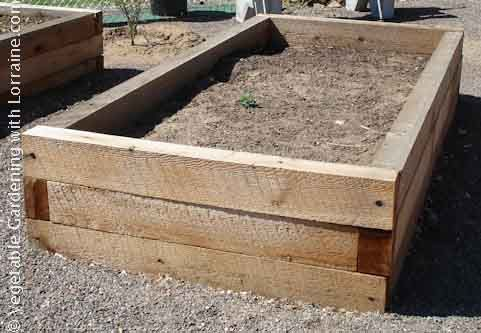 Raised Garden Bed Designs here we take a look at these fabulous raised garden bed ideas that will 4x6 Raised Bed Garden For Construction Details And More Raised Bed Designs Visit Wwwvegetablegardeningwithlorrainecom Raised Garden Pinterest