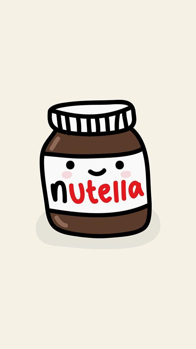 Nutella si no te gusta me das asco