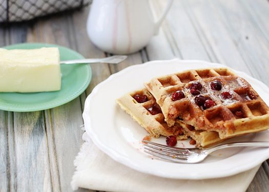 Healthier whole wheat pancakes