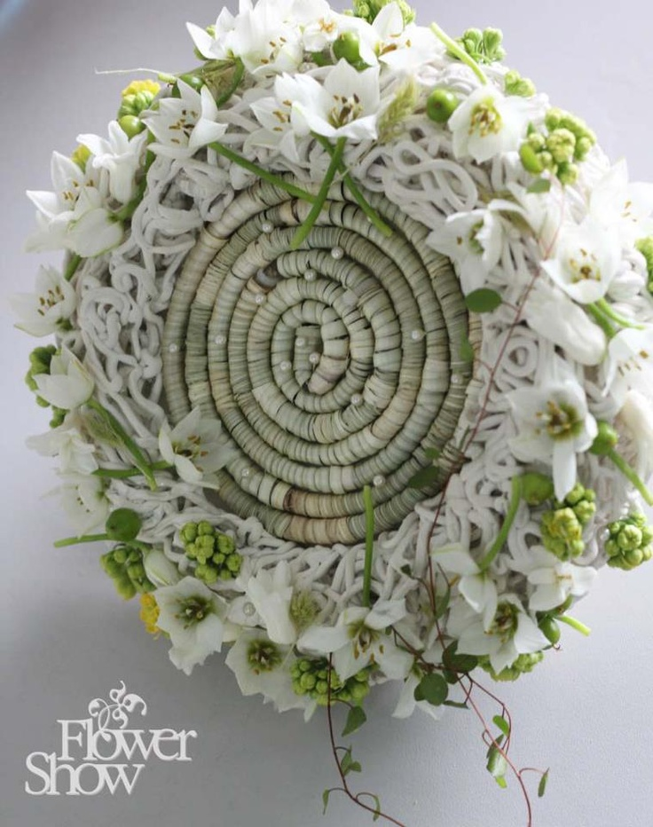 Interesting floral arrangement - Flower Show | Inna Petrenko