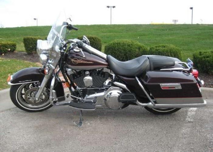 harley davidson for sale | ... Harley-Davidson FLHR Road King in Pleasant Hill, Missouri For Sale
