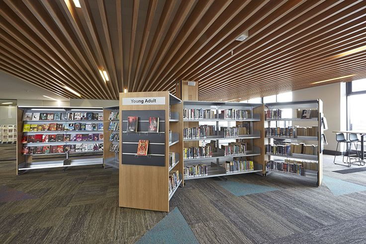 The Beautiful NEW North Lakes Library, Moreton Bay Regional Council In  Queensland | Library Shelving | Pinterest | Regional