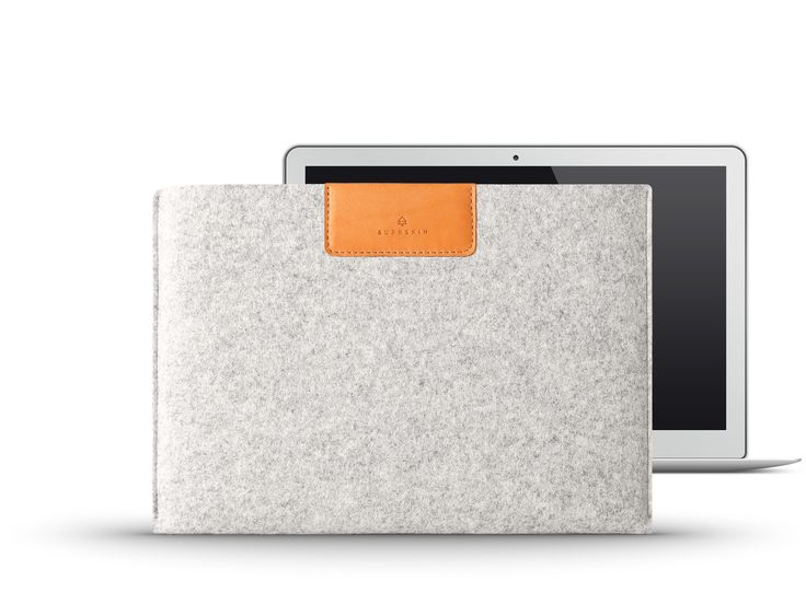 Leather Touch MacBook Air case