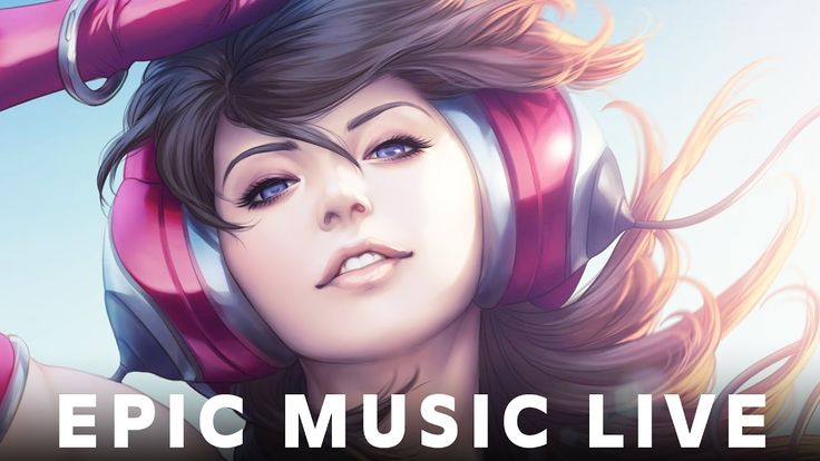 Best Of Epic Music • Live Stream 24/7 | Powerful Music | Music for worki...