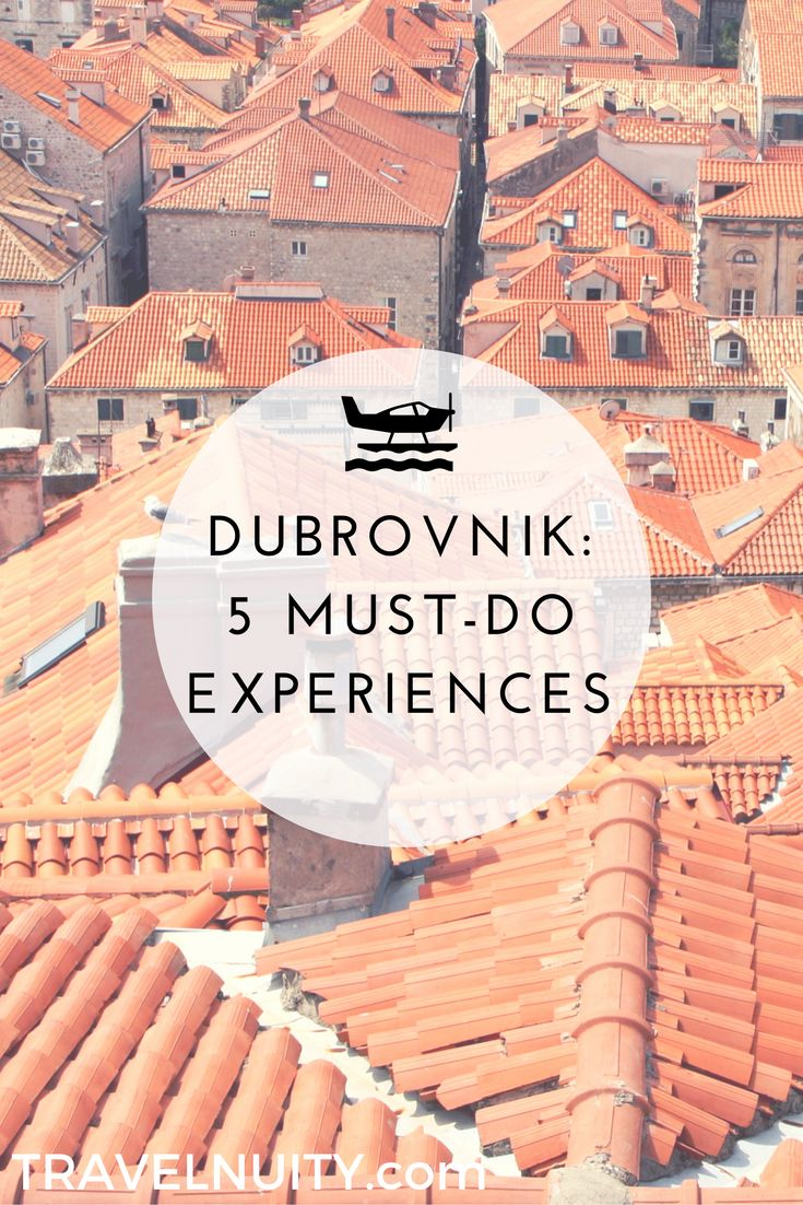 Dubrovnik is a beautiful place to visit, with its stunning blue waters and enchanting Old Town. When you are in Dubrovnik, don't miss the following.