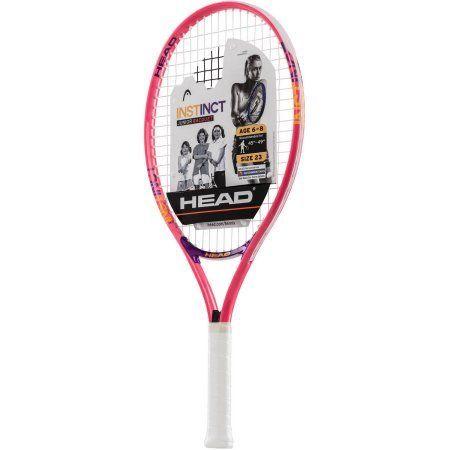 Head Instinct 23 Junior Tennis Racquet, Blue