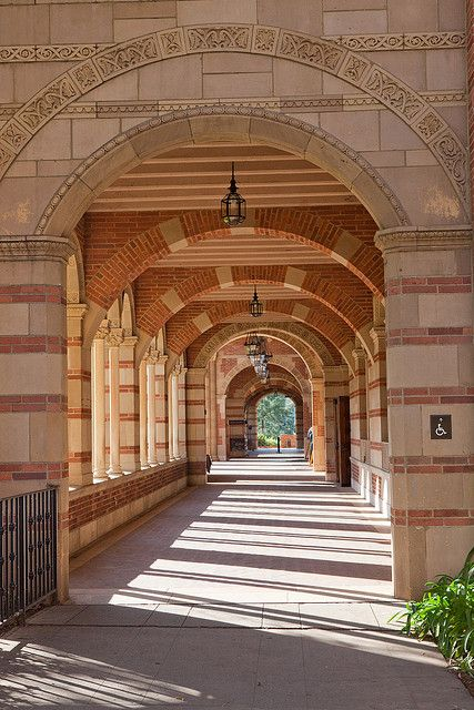 Royce Hall, University of California - Los Angeles (UCLA), Los Angeles, CA.  Photo: ssilberman, via Flickr
