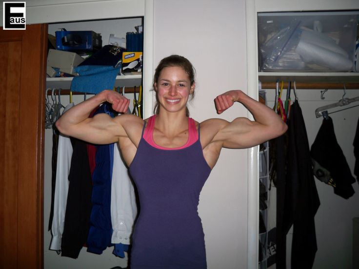 Female Teen Muscle 60