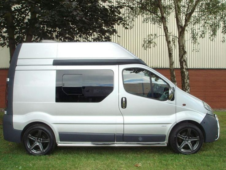 VAUXHALL VIVARO CAMPER ONE OWNER & LOW MILEAGE Diesel Photos | Motorhome Trader Mobile