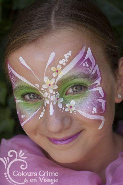 christina Davidson face painting owl - Google Search