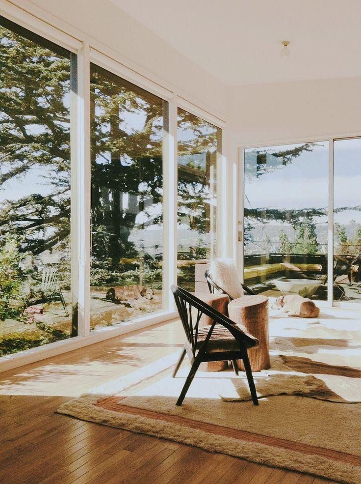 Barbara Bestor's home in Silver Lake.