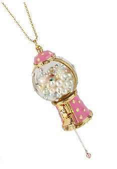 Betsey Johnson: Betsey Johnson Fashion Jewelry | Belk - Everyday Free Shipping. I want this for Christmas !!
