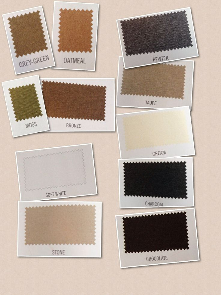 My neutrals - Warm&Clear Color Me Beatiful