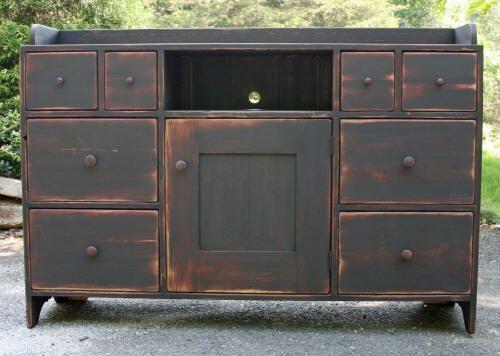 Good Primitives  Primitive Country Furniture Primitive Painted Furniture