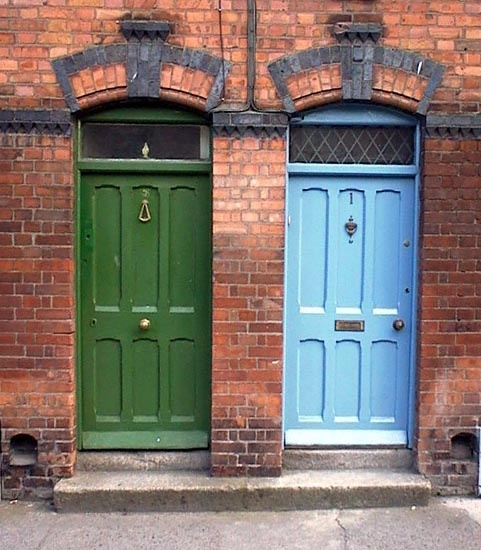 Irish doors & 60 best Irish doors images on Pinterest | Irish Ireland and Windows pezcame.com