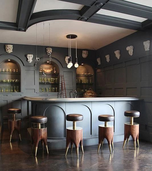 Inspirierend Wandfarbe Seidenglanzend Haus Interieur Ideen: Molar Stool In 2020 (mit Bildern)