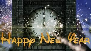 Happy New Year 2018 Countdown Clock Timer
