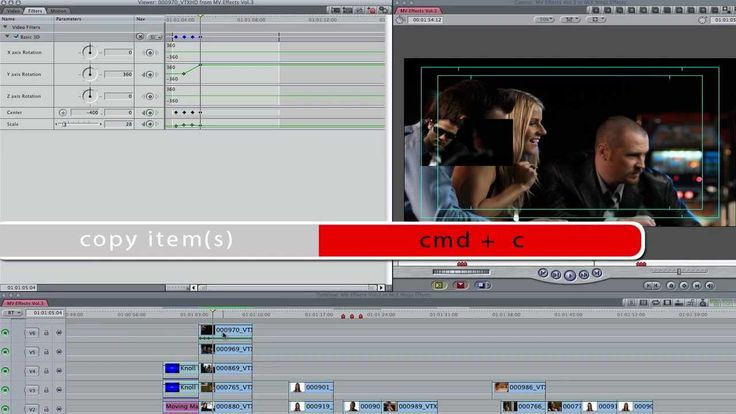 how to use final cut pro for beginners