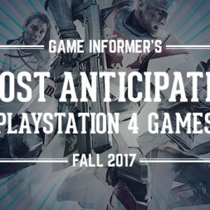 Our 20 Most Anticipated PlayStation 4 Games Of Fall 2017  Check Out New Releases The fall release calendar is a madhouse every year, with September to November being packed with highly anticipated titles. Fall 2017 is no different, with a number of promising games across every genre imaginable being released during those few months. Here are 20 games, both third-party and first-party exclusives, we're most excited about for the PlayStation 4 this fall. 20. Yakuza KiwamiRelease: Augus..