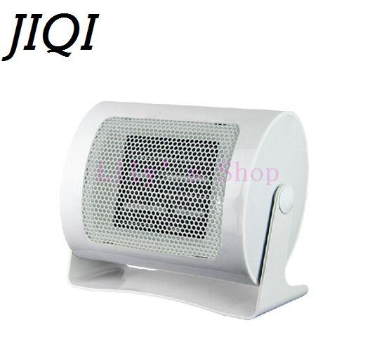 Personnel Portable petit Radiateur Électrique 220 V 500 W D'hiver Mini bureau chaud air Ventilateur Chauffe warmer bureau À Domicile hiver appareils