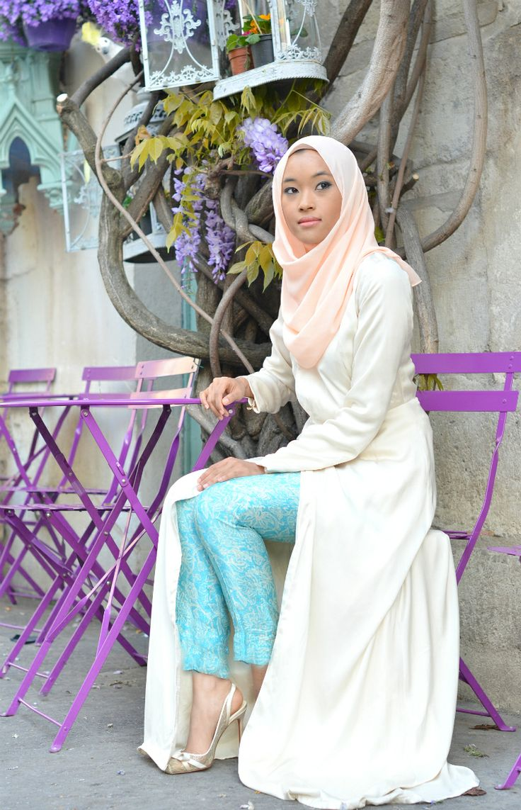 ♥ Muslimah fashion & hijab style | #Hijab #hijabifashion | https://www.facebook.com/hijabibrides