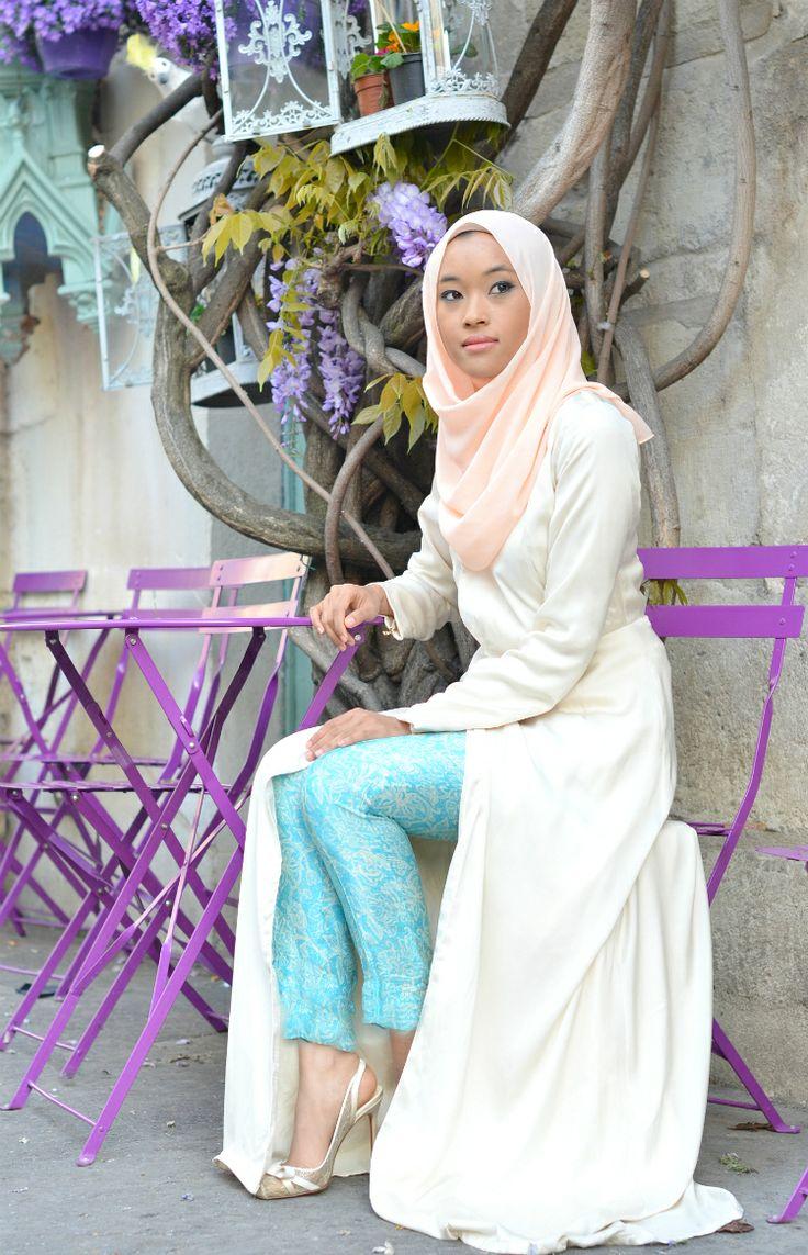 ♥ Muslimah fashion & hijab style | #Hijab #hijabifashion | https://www.facebook.com/hijabibrides