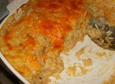 Tuna Rice Casserole