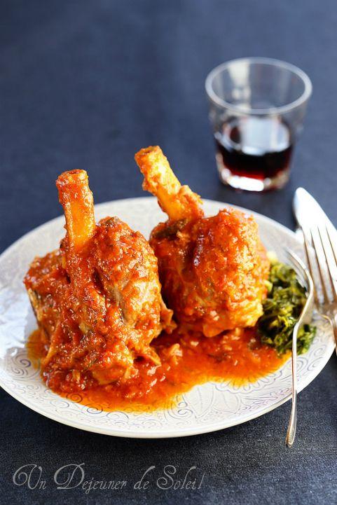 Les 315 meilleures images propos de recettes gourmandes - Cuisiner un roti de biche ...
