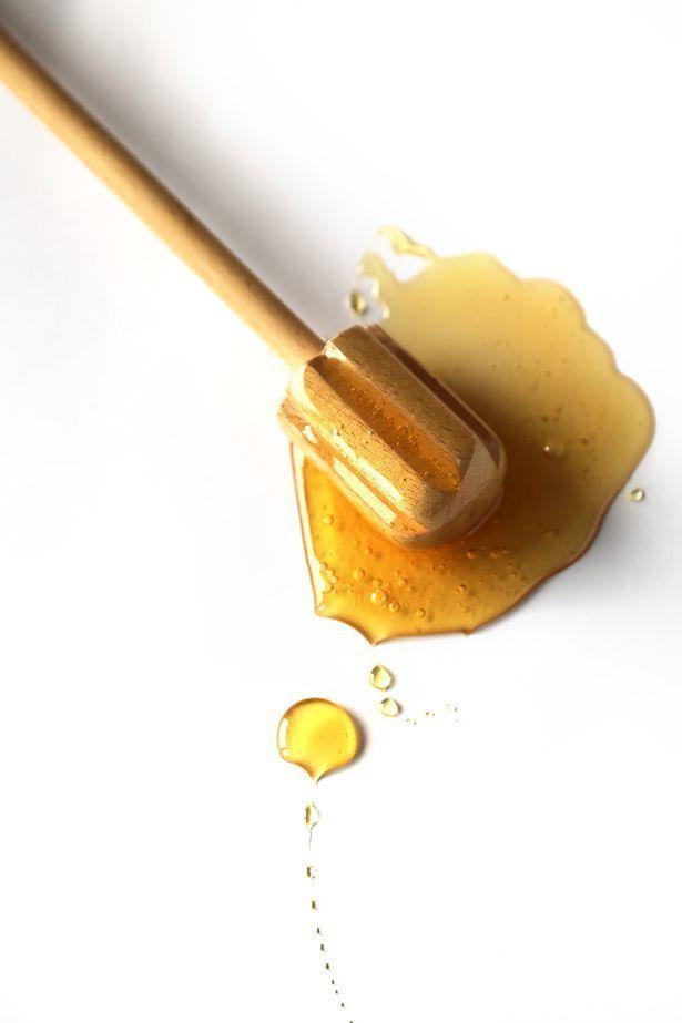 Mézet, hogy a szépség a bőr