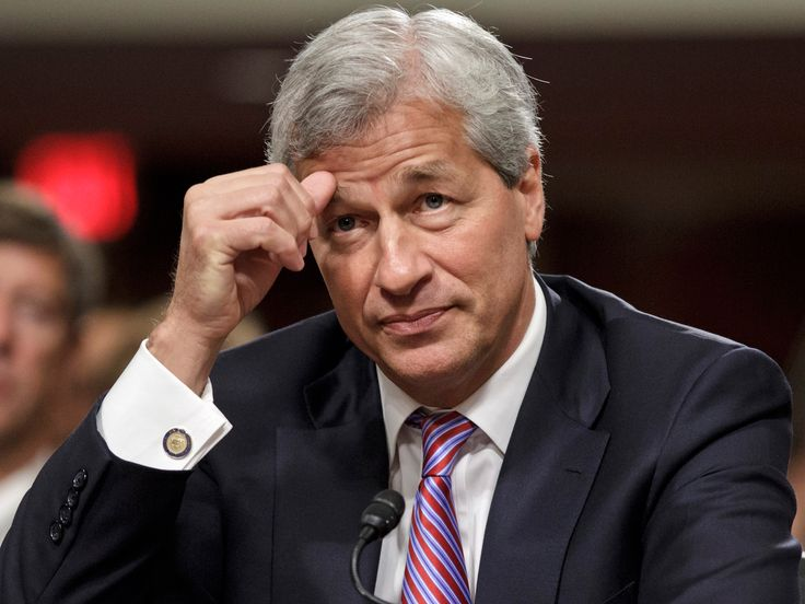 JP Morgan boss Jamie Dimon 'turns down Donald Trump job offer'