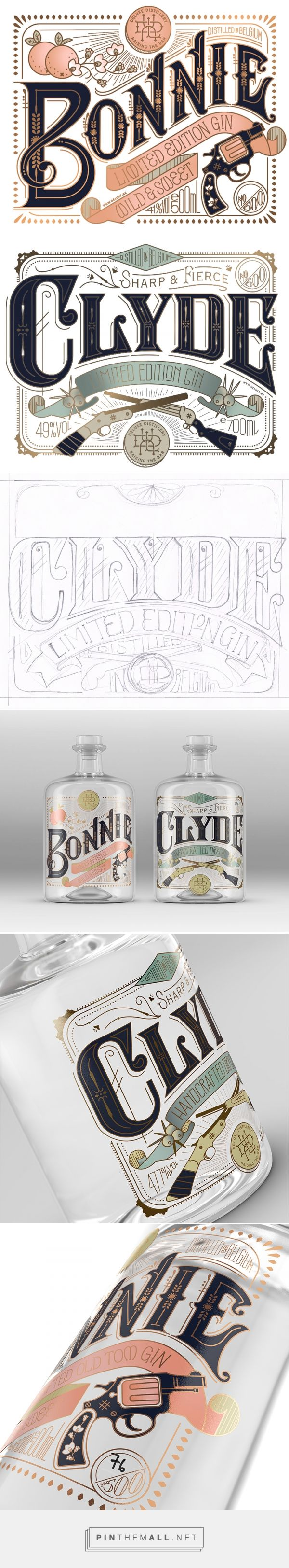 Bonnie & Clyde         on          Packaging of the World - Creative Package Design Gallery  http://www.packagingoftheworld.com/2016/05/bonnie-clyde.html - created via https://pinthemall.net