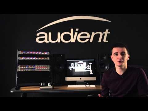 Musikmesse 2015: Audient iD14 - Audio Interface - http://www.delamar.de/musik-equipment/audient-id14-27991/?utm_source=Pinterest&utm_medium=post-id%2B27991&utm_campaign=autopost