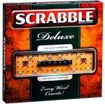 Scrabble Deluxe Mattel Board Game Version - New