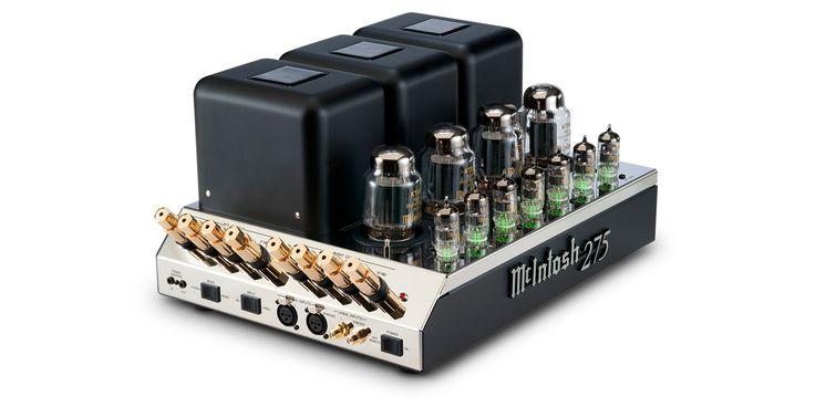 Mc Intosh MC275 v.6 Noir