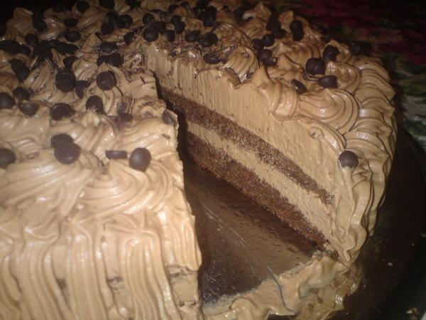 Serano Chocolate Cake  Recipe by Parliaros