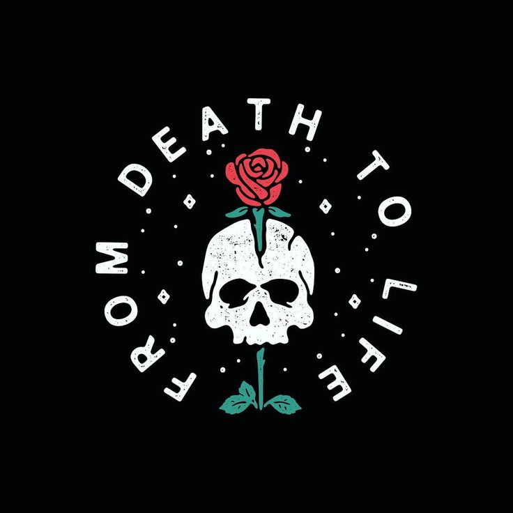 From Death To Life - theme for a summer camp in California. By Ryan Bowles