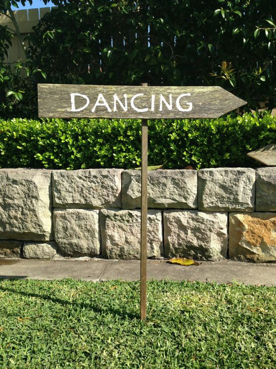 Wooden signs by MooEventDesign on Etsy