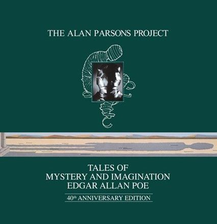The Alan Parsons Project - Tales of Mystery and Imagination Edgar Allan Poe Vinyl 2LP + 3CD + Blu-Ray