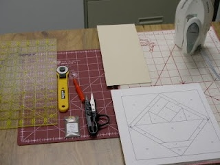 How To Paper Piece Tutorial