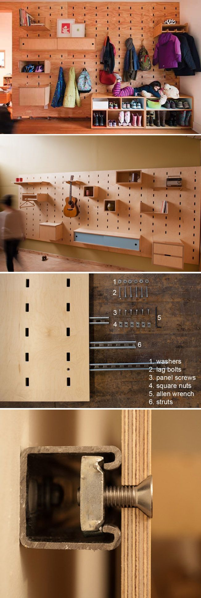 25 best ideas about plywood bookcase on pinterest for Diy plywood dresser