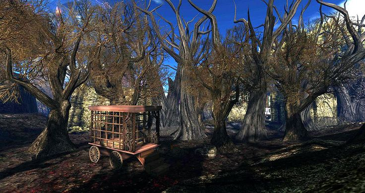 Fantasy Faire 2014 - Mourningvale Thicket_006