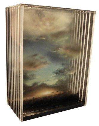 3D Holographic Glass Paintings (16 pieces) - My Modern Metropolis