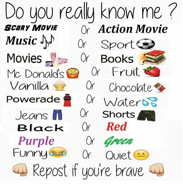 1. Action 2. Musiccc 3. Books 4. Fruit 5. Vanilla 6. Powerade 7. Shorts 8. Blackkkk 9. Purple 10. Quiet