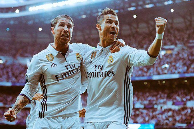 Cristiano Ronaldo y Sergio Ramos podrían batir un récord este sábado #Deportes #Fútbol