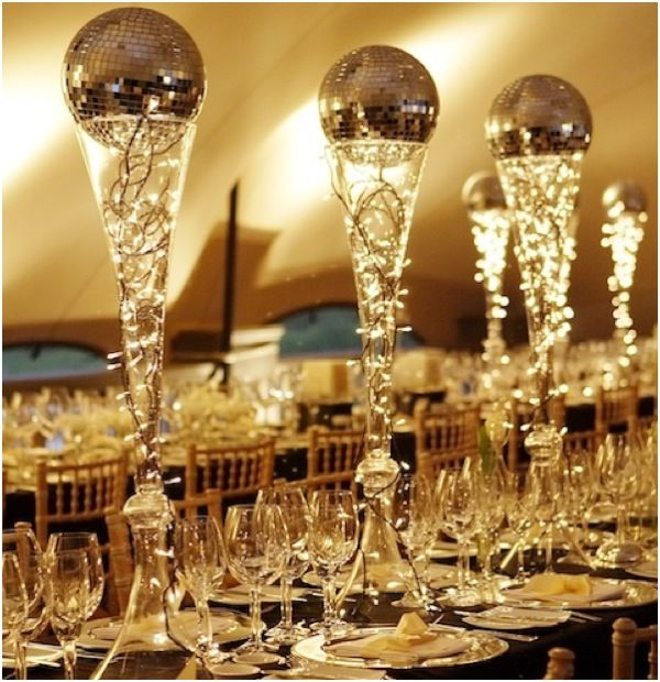 1000+ Images About Disco Ball Centerpieces On Pinterest
