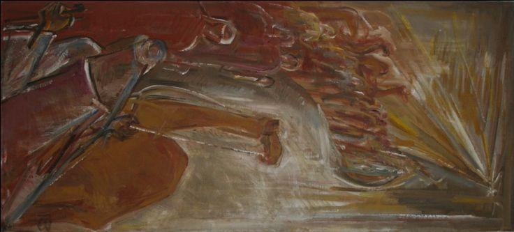"""Екатерина Палеева-Воробьева """"Шествие волхвов"""" 2013"""