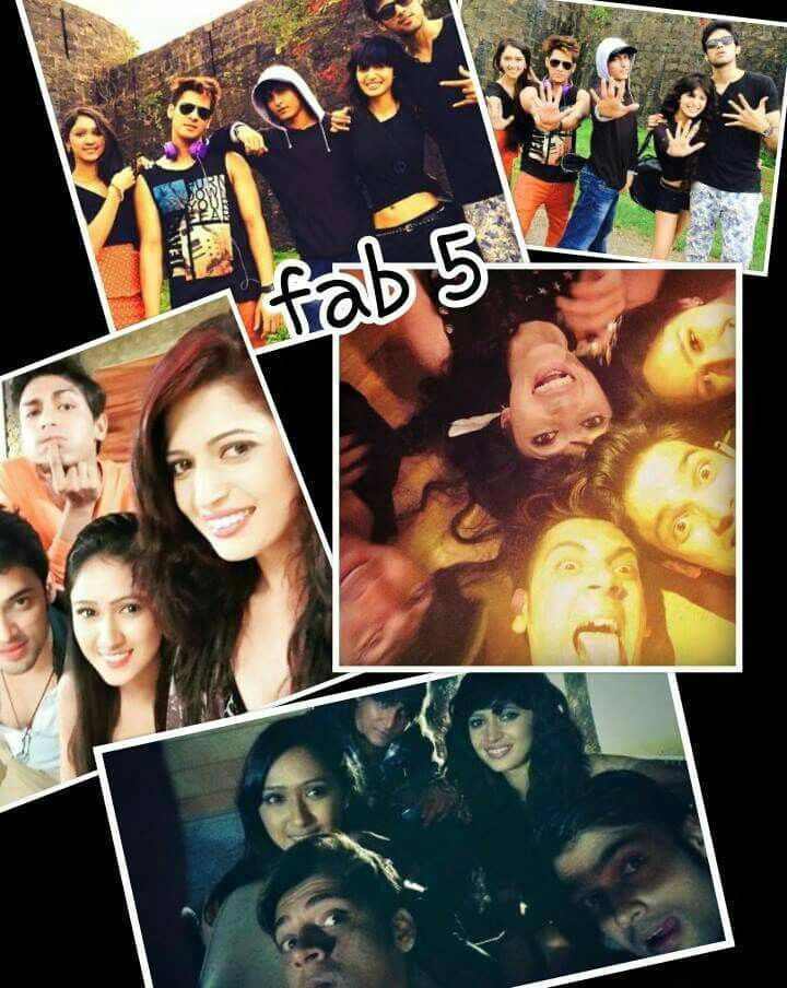 Missing fab5 and their crazy friendship
