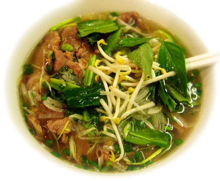 Pho Bo - Vietnamese beef noodle soup | Asian Dishes | Pinterest
