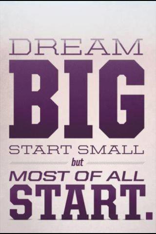 Dream BIG, start with C25K - Zen Labs