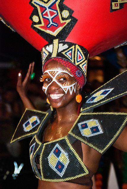 African Queen | Cape Town Carnival 2012 | Ayabulela Gidi | photo Sanna Raisanen @CTCarnival @aya_gidi